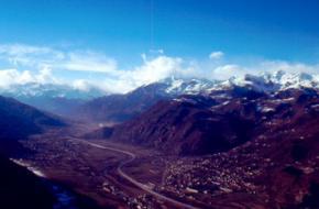 Val di Susa in Piemonte