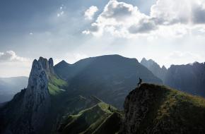 Hittegolf Alpen voorspeld