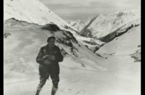 Foto uit de film The Mountain Eagle