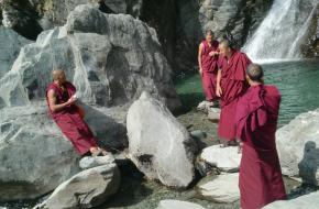tibet hoogtegen