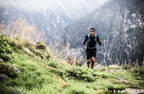 Daniel Jung record op Tiroler Hohenweg