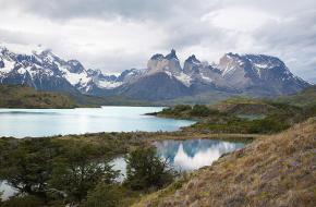 Nationaal Park Torres del Paine in Chili. Foto christopher