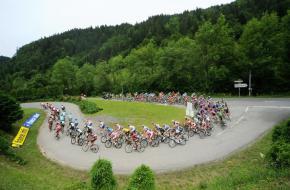 Tour de France in de Franse Alpen © SMB / Agence Zoom - Startt