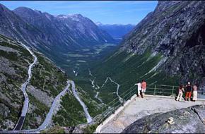 Trollstigen - foto T Rakke,
