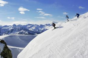 Val d'Aran. Esquí Alpí © Mikael Helsing