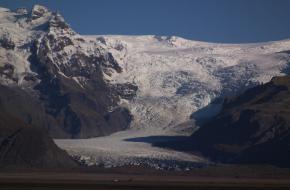 De gletsjer Vatnajökull ©mcxurxo