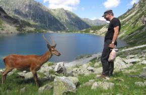 Mark van Hattem in de Tatra