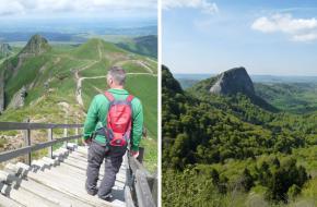 Wandelen in de Auvergne