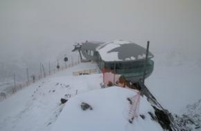 Webcam Pitztaler gletsjer_15 oktober 2012