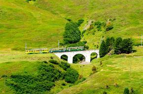Wengern Alpbahn Foto Craig Stanfill