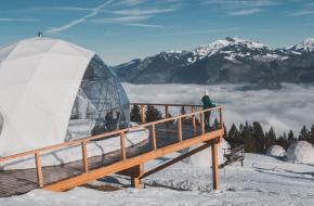 6x Spectaculaire overnachtingen in de bergen