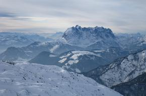 De Wilden Kaiser in Tirol - Oostenrijk