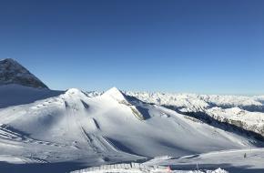 skien in de zomer