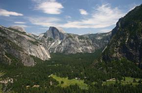 Yosemite Park. Foto Kai Schreiber