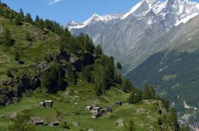 Wandelroute Zermatt