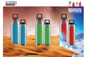 Sigg hot & cold drinkfles